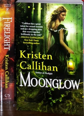 Moonglow by Kristen Callihan {Amanda's Revisit Review}