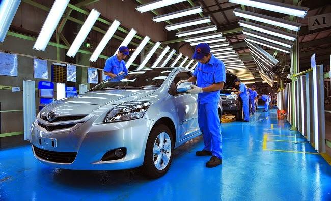 Sẽ đánh giá toàn diện thị trường ô tô Việt Nam?