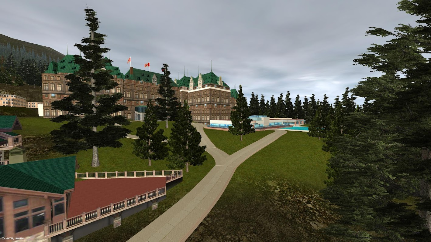 Hotel Dev Conifers Green Canadian Rocky Mountains 2011 Page 109