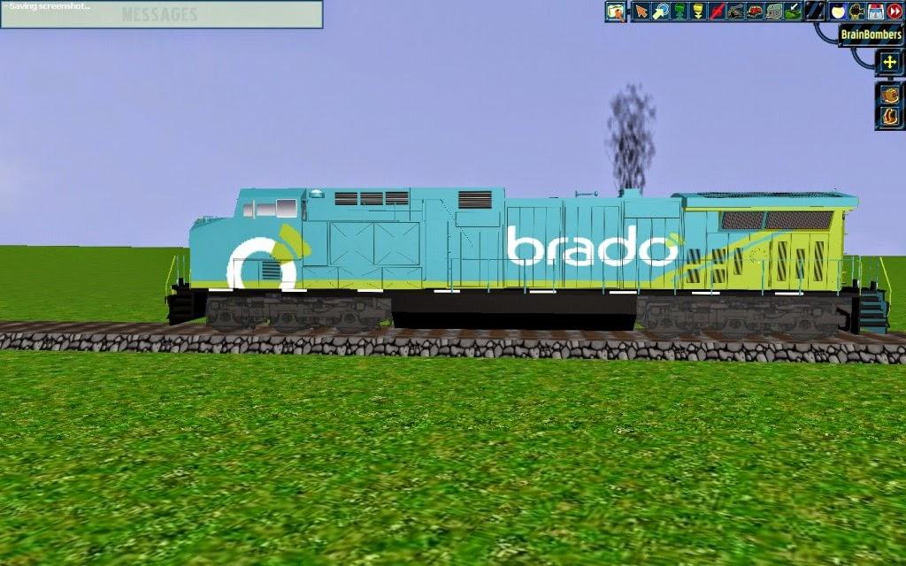 rule the rail brasil
