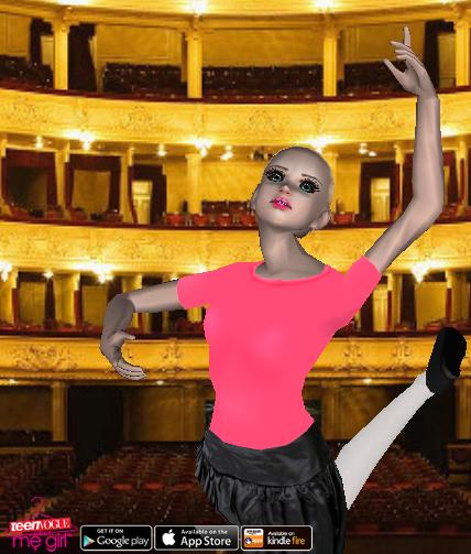 Teen Vogue Me Girl Level 13 - Prima Ballerina - Sienna - Snapshot