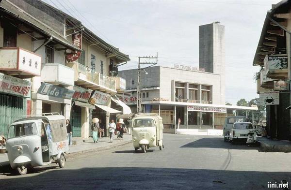 Một góc nhìn về Đà Lạt ngày xưa - 1968