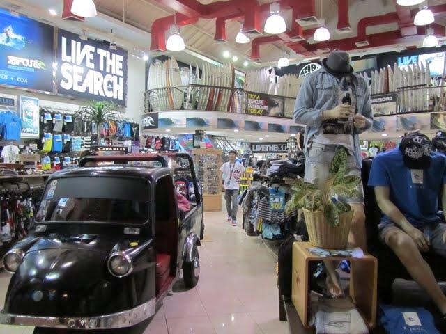 surfing shops Bali