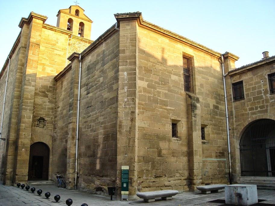 Albergue de peregrinos de la Abadía Cisterciense Nuestra Sra. de la Anunciación, Santo Domingo de la Calzada, Camino de Santiago