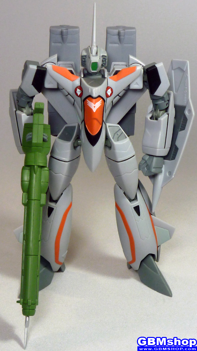 Macross Plus VF-11B Super Part Super Thunderbolt Battroid Mode
