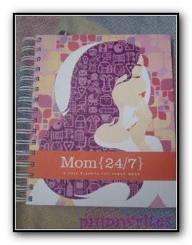 planner, pink stuff, Mommy Mundo Bazaar