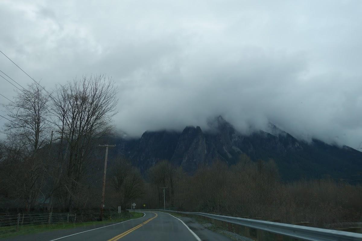 Twin Peaks Road