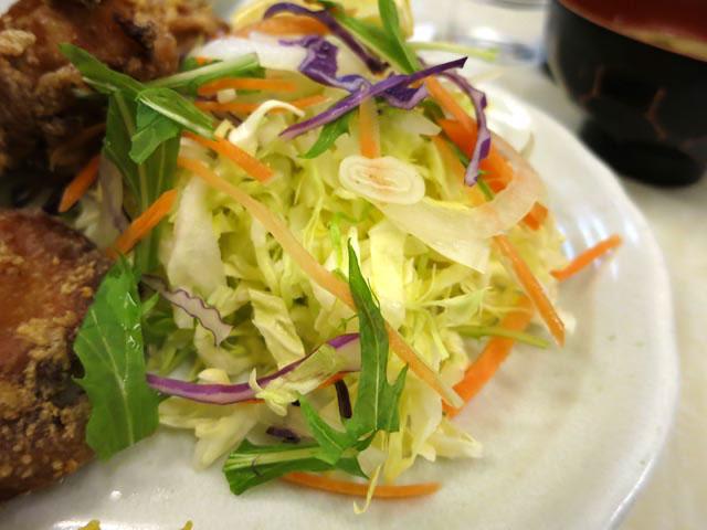 キャベツなどの野菜