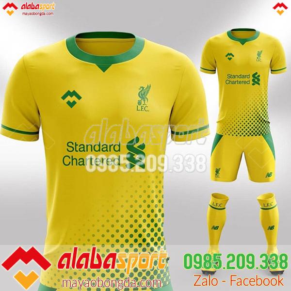 May quần áo bóng đá theo yêu cầu đẹp - Mã ALB 075