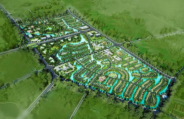 Khu đô thị sinh thái Vinhomes Riverside Sài Đồng Long biên