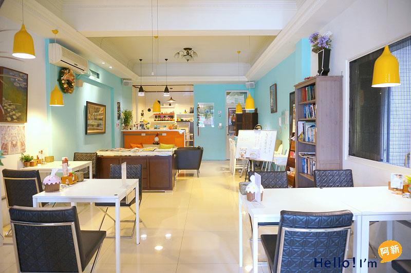 宜蘭羅東咖啡館,路加咖啡茶館-3