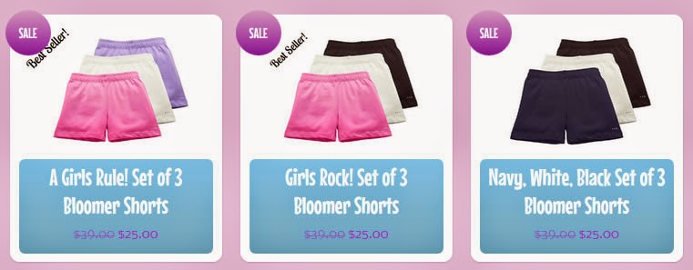 Bloomer for Girls