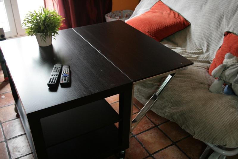 Mesa extensible mi llave allen - Hacer mesa abatible ...