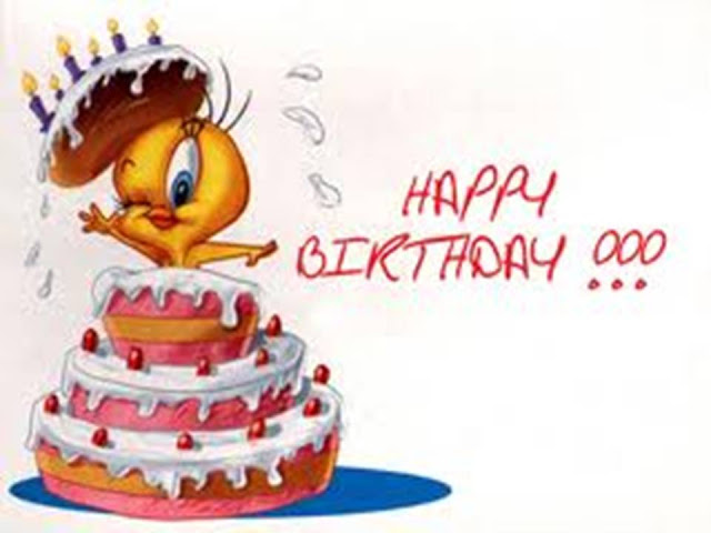 Piolin, happy birthday