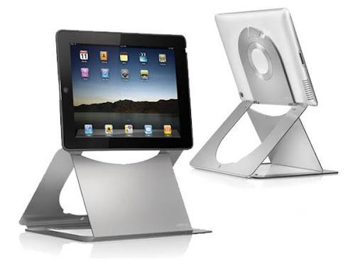 Accesorio para tablet realizado con panel Hylite