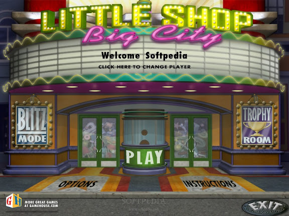 Little Shop: Big City