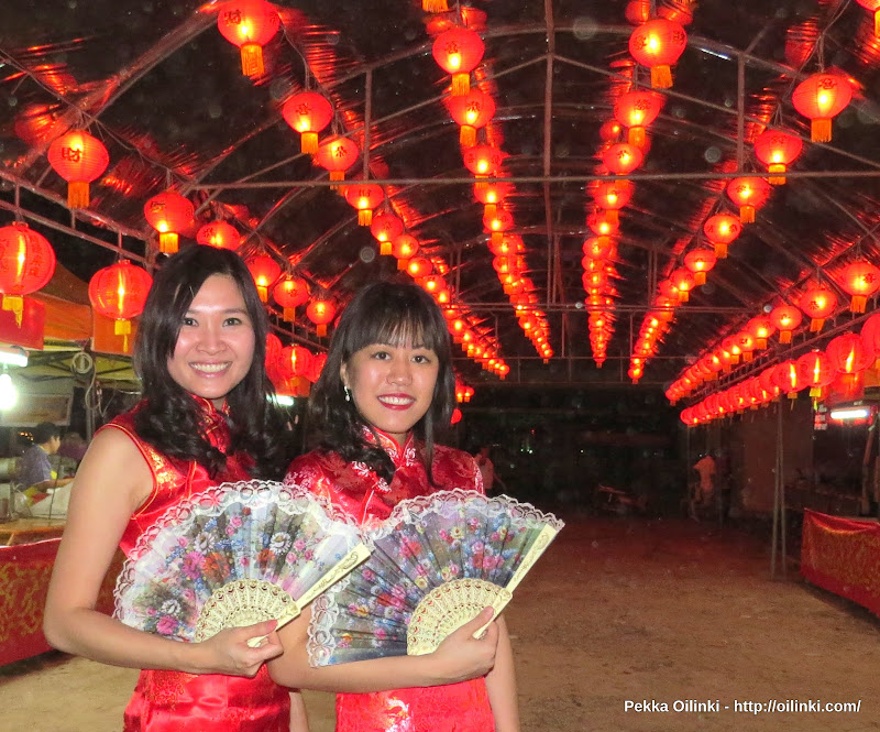 Chinese new year 2013 in Phuket