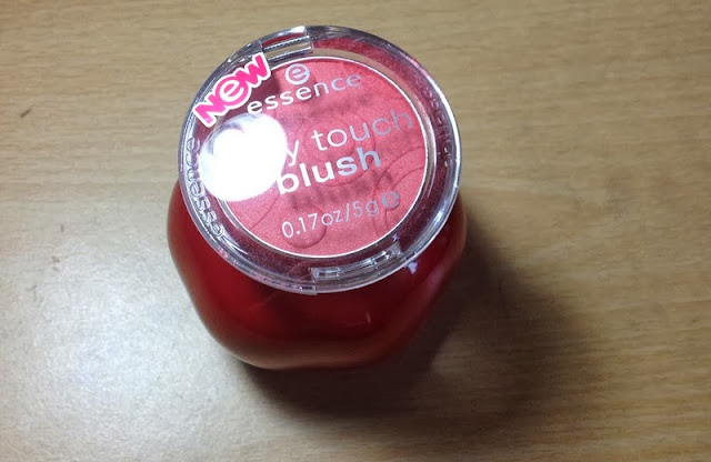 Essence Silky Touch Blush Life's a Cherry Swatches