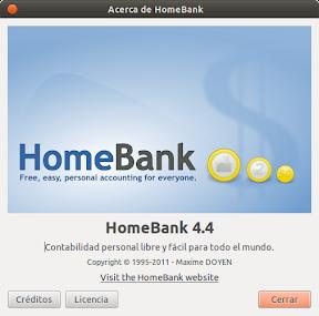 HomeBank o como llevar un seguimiento de tus gastos