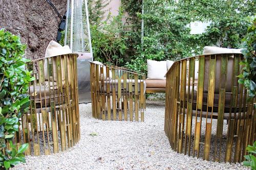 Уличная мебель шикарные кресла