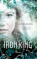 The Iron King (Iron Fey, Book #1), By Julie Kagawa Cover Art