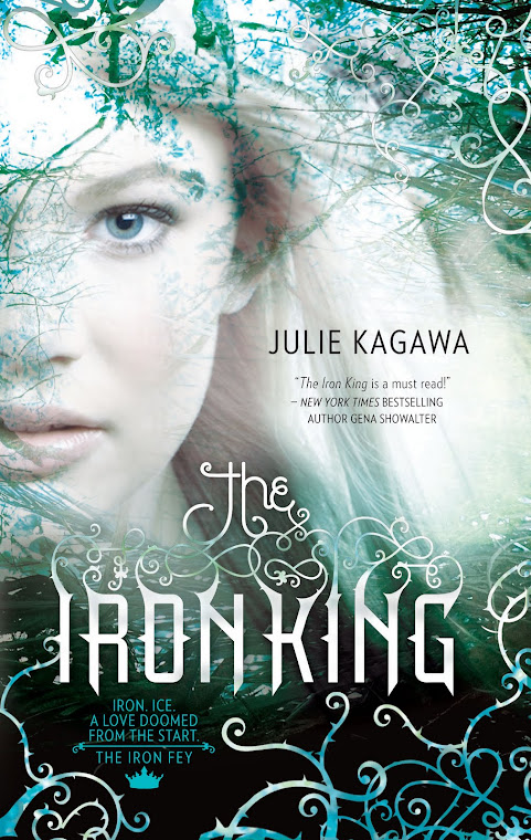 Book Review: The Iron King (The Iron Fey, Book 1), By Julie Kagawa Cover Artwork