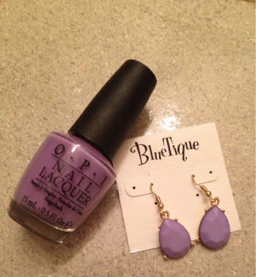 opi lilac