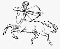 Οι Κένταυροι είναι πλάσμα της Ελληνικής μυθολογίας και αστερισμός.