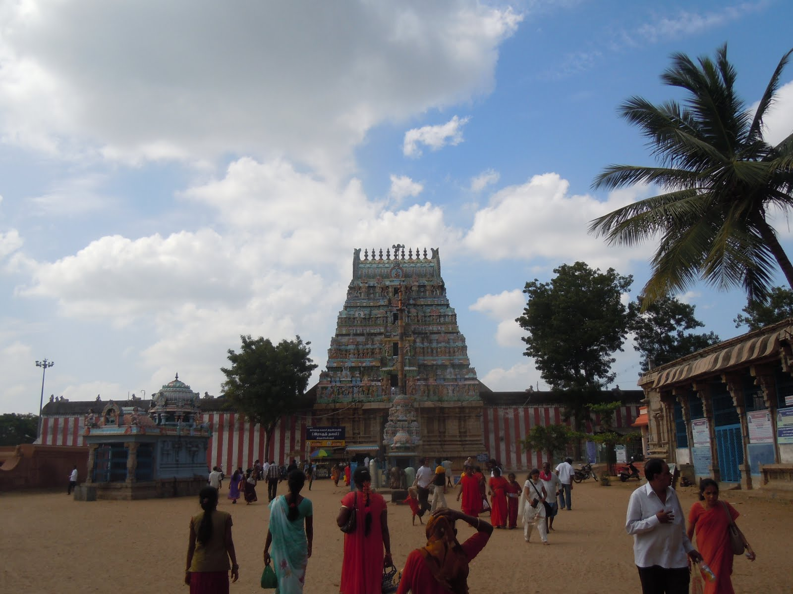 Sri Naganatha Swamy Temple, Thirunageshwaram - Navagraha Temple Darshan (Lord Rahu-North Lunar Node Stalam)