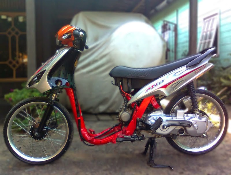 Xeon Rc Modifikasi Velg 17