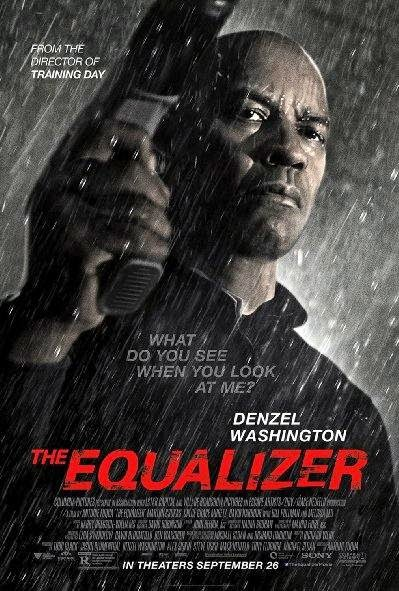 Poster Of English Movie The Equalizer (2014) Free Download Full New Hollywood Movie Watch Online At Alldownloads4u.Com