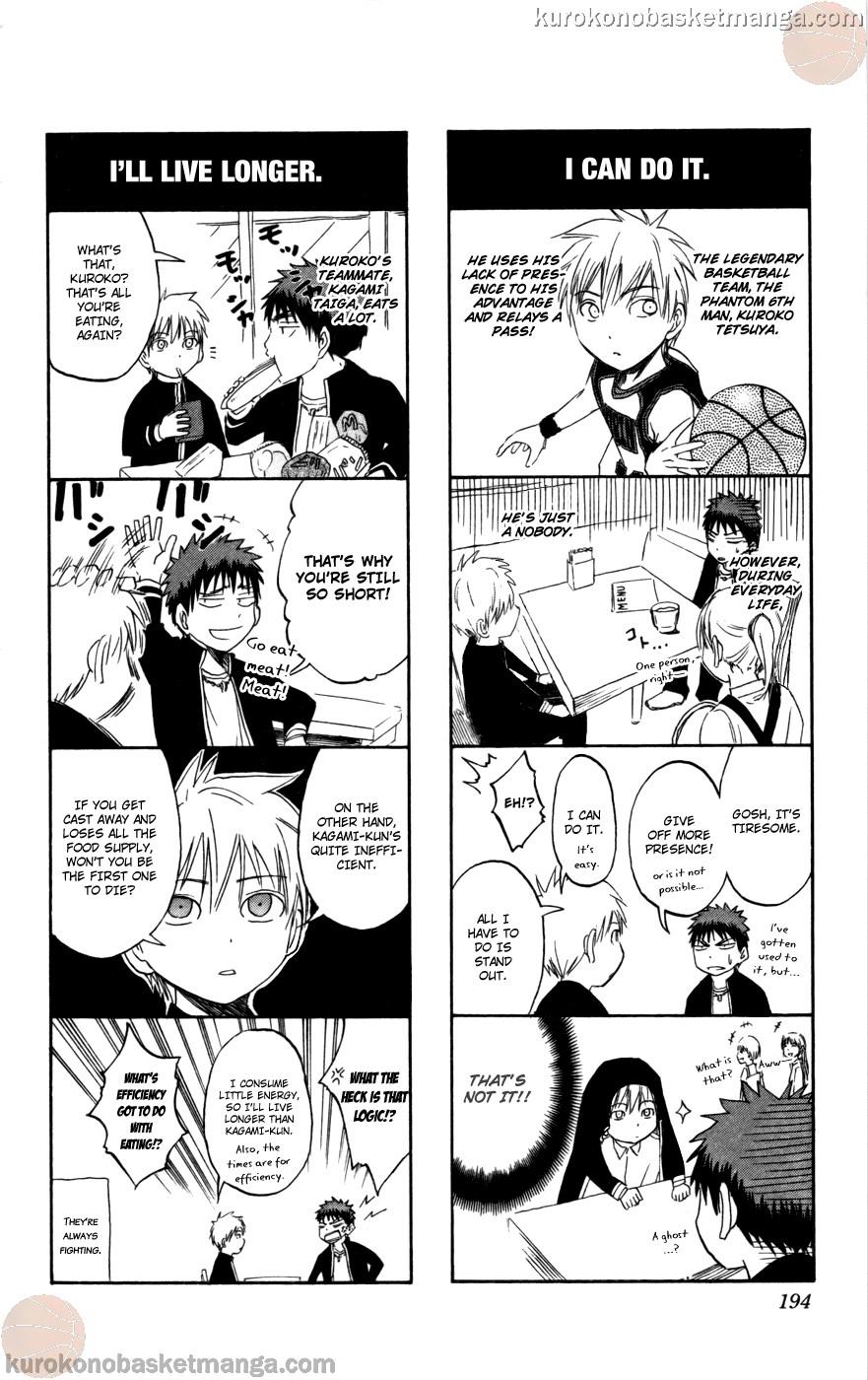 Kuroko no Basket Manga Chapter 108 - Image 23