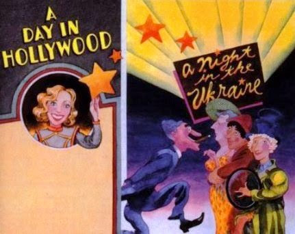 A Day in Hollywood / A Night in the Ukraine