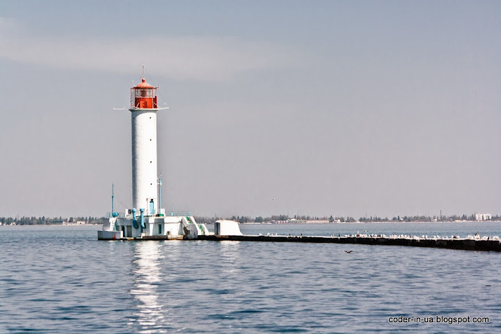 одесса.воронцовский маяк