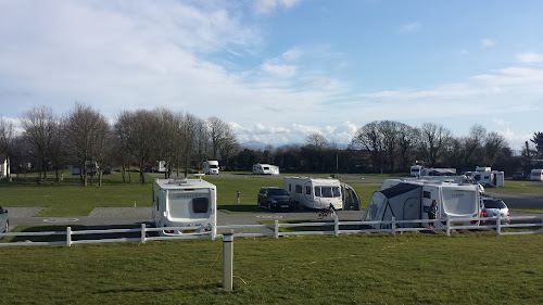 Penrhos Caravan Club at Penrhos Caravan Club