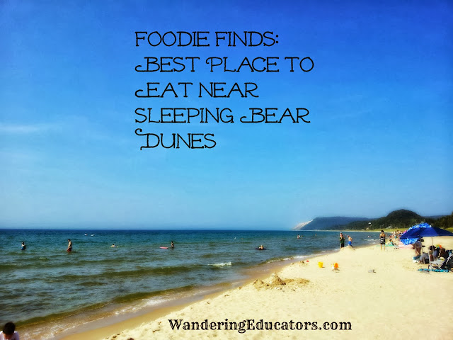 Best Place to eat near Sleeping Bear Dunes, Michigan