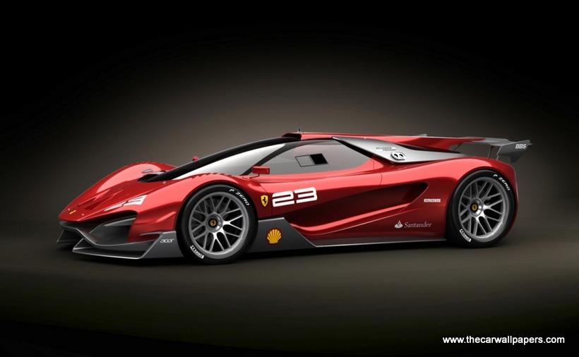 Ferrari Xezri Concept Design
