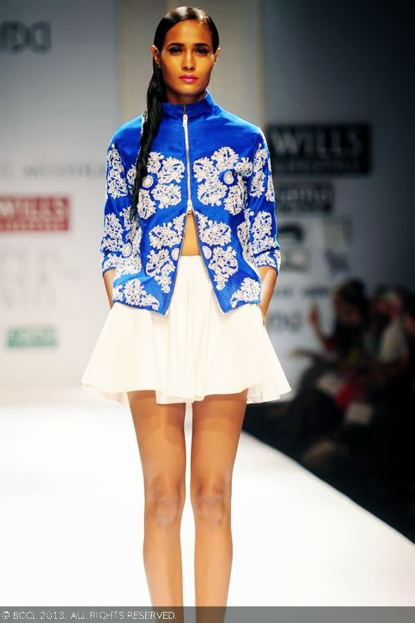 at wills lifestyle india fashion week spring summer 2013