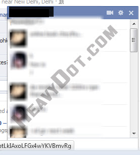 How to Revert the Facebook's Old Version Chatbox