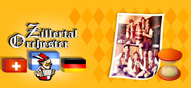 Zillertal Orchester - Historia