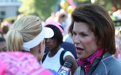 Susan B. Komen foundation crumples under pro-abortion pressure