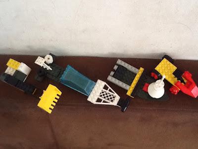 Zach's Lego