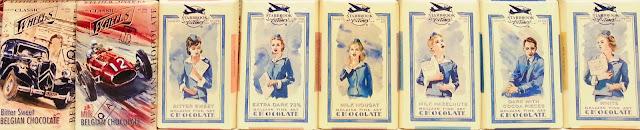 servicefromheart travelxp dubai mall uae emirates candylicious belgium chocolate