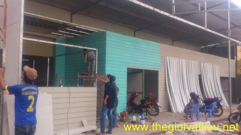 Tấm xi măng Thái Lan - Sản phẩm ưu việt trong thiết kế xây dựng hiện