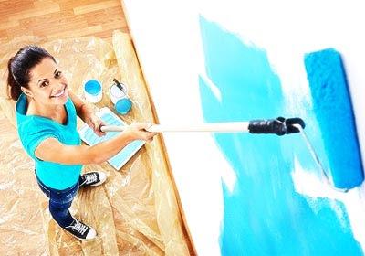 เสื้อเปื้อนสีทาบ้าน, วิธีซักเสื้อเปื้อนสีทาบ้าน, ซักเสื้อเปื้อนสีทาบ้าน