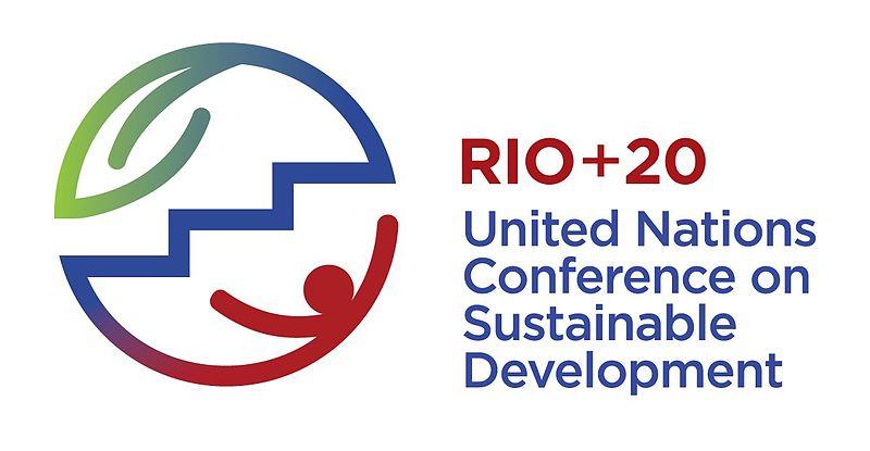 Rio+20 Logo