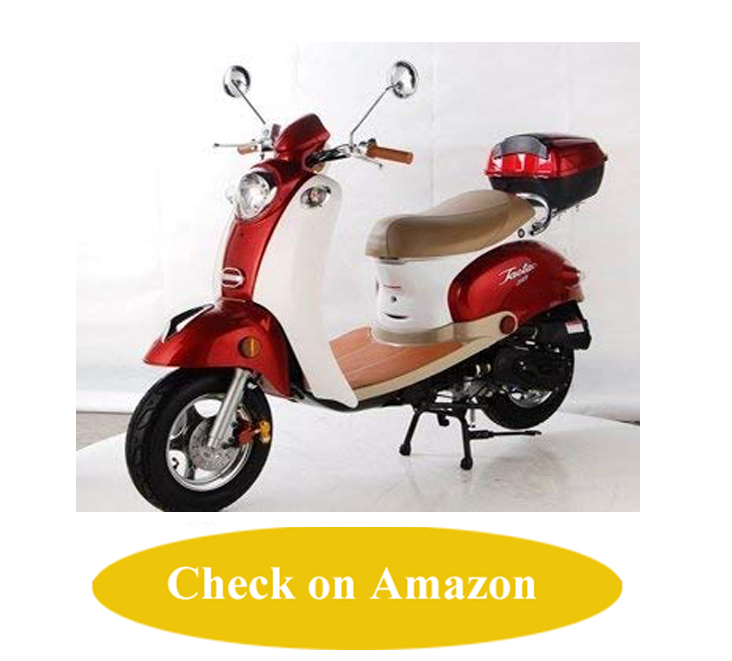 Best 50CC Scooter Reviews 2020!