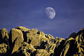 Ruta nocturna a la Pedriza con luna llena, sábado 14 de junio 2014 ¿Te apuntas?