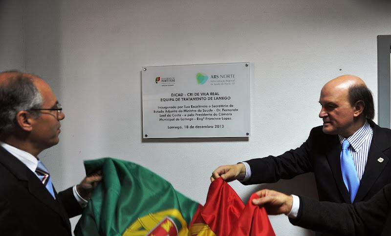 Centro para tratar dependências abre em Lamego