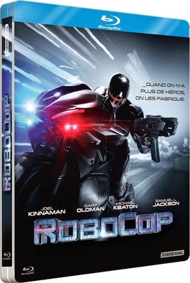 Filme Poster RoboCop BRRip XviD & RMVB Legendado